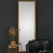 Everly Quinn Framed Wall Mounted Accent Mirror