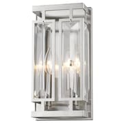 Everly Quinn Vella 2-Light Flush Mount