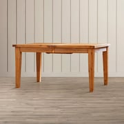 Highland Dunes Centralia Extendable Dining Table