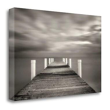 Tangletown Fine Art 'Calm Surrender' Photographic Print on Canvas; 17'' H x 24'' W
