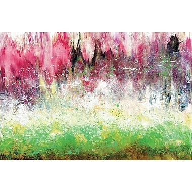 East Urban Home 'Sweet Dreams' Painting Print on Wrapped Canvas; 12'' H x 8'' W x 0.75'' D