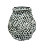 Bungalow Rose Woven Look Table Vase