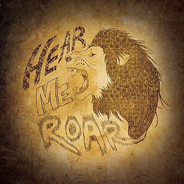 East Urban Home 'House Lannister - Hear Me Roar' Graphic Art on Wrapped Canvas