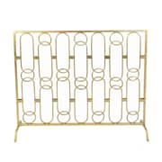 Sagebrook Home Metal Fireplace Screen