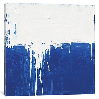East Urban Home 'Escape' Painting on Wrapped Canvas; 37'' H x 37'' W x 0.75'' D