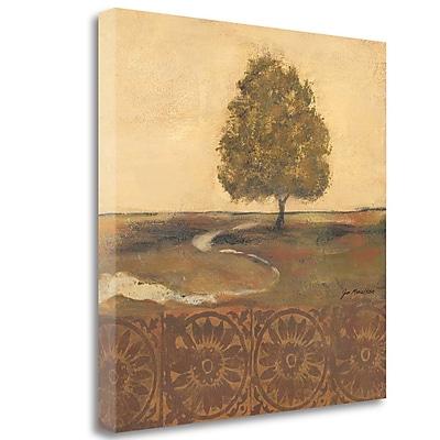 Tangletown Fine Art 'Autumn Single' Print on Canvas; 24'' H x 24'' W