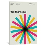 East Urban Home 'Dead Kennedys at Wust Radio Hall April 29th, 1985' Textual Art... by