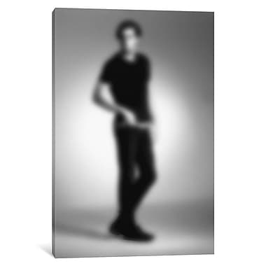 East Urban Home 'Blurred Tomas' Photographic Print on Wrapped Canvas; 18'' H x 12'' W x 0.75'' D