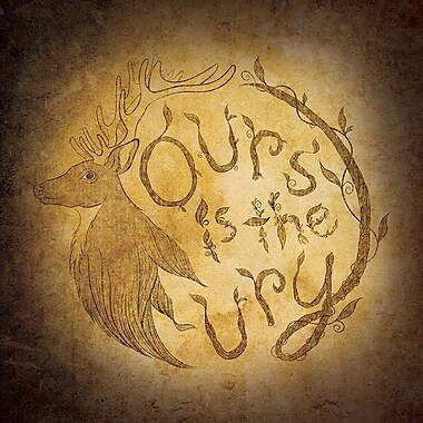 East Urban Home 'House Baratheon - Ours is the Fury' Memorabilia on Wrapped Canvas