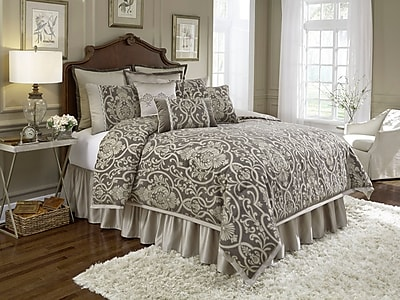 Astoria Grand Redmon 10 Piece Comforter Set; Queen