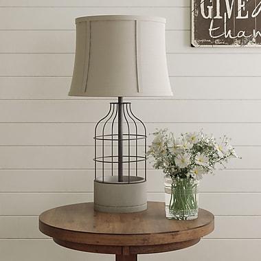 Gracie Oaks Cadel 27'' Table Lamp