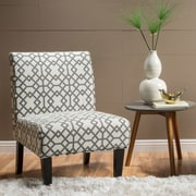 Highland Dunes Veranda Slipper Side Chair