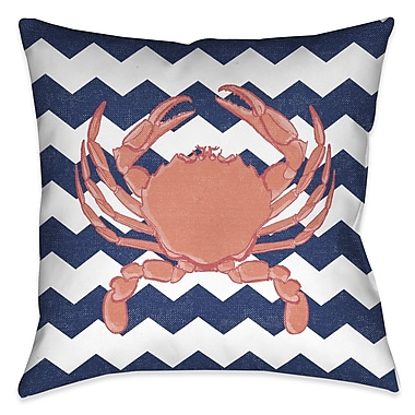 Longshore Tides Rylie Outdoor Throw Pillow
