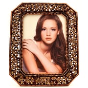 World Menagerie Design Picture Frame; Copper