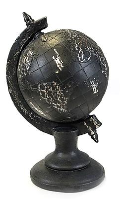Williston Forge Globe Sculpture