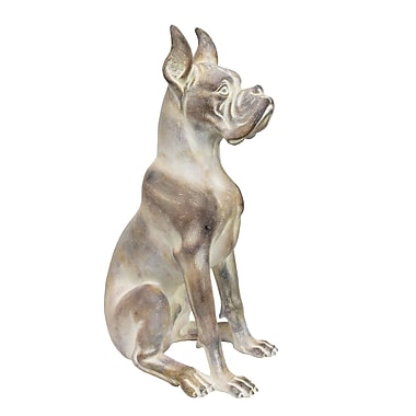 Darby Home Co 24'' Polynesian Dog Statue