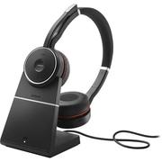 Jabra – Casque Bluetooth Evolve 75 UC stéréo (7599-838-199)