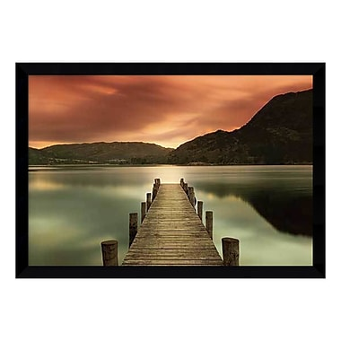 Amanti Art Framed Art Print 'Ullswater, Glenridding, Cumbria' by Mel Allen, 42