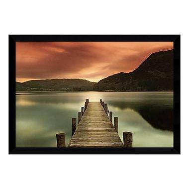 Amanti Art – Impression encadrée par Mel Allen, Ullswater à Glenridding, Cumbria, 42 x 30 po (DSW986617)