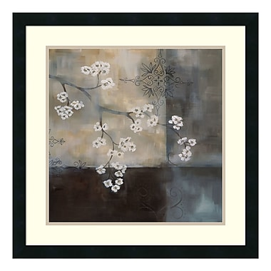 Amanti Art Framed Art Print 'Spa Blossom II' by Laurie Maitland, 25