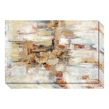 Amanti Art – Toile galerie par Silvia Vassileva, souvenir du vieux pont, 24 x 16 po (DSW3459261)