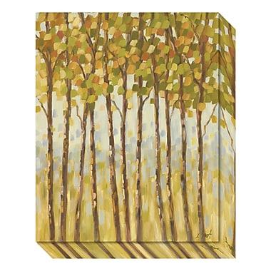 Amanti Art – Toile galerie par Libby Smart, hauts arbres, 16 x 20 po (DSW3466667)