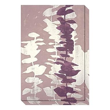 Amanti Art – Toile galerie « Eucalyptus - Roseberry » par Denise Duplock, 20 x 30 po (DSW3466698)