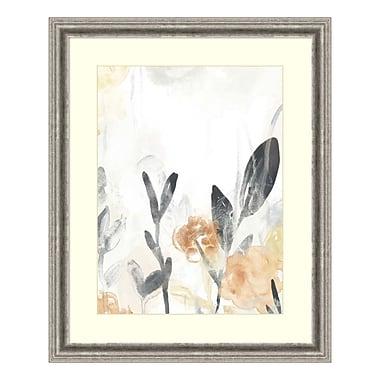 Amanti Art – Impression encadrée par June Vess, ambiance de jardin II (floral), 27 x 33 po (DSW3909255)
