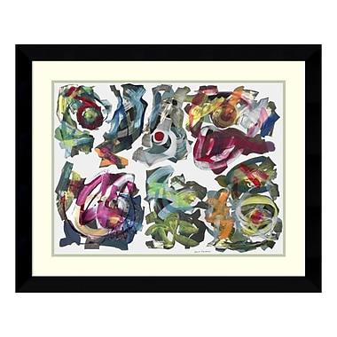 Amanti Art Framed Art Print 'Senza titolo I' by Nino Mustica, 32