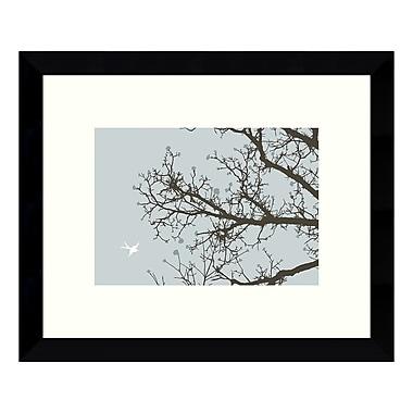 Amanti Art Framed Art Print 'Whimsy Tree' by Erin Clark, 11