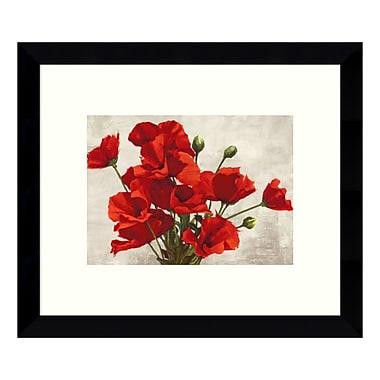 Amanti Art Framed Art Print 'Bouquet of Poppies' by Jenny Thomlinson, 11