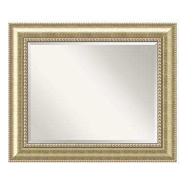 Amanti Art Wall Mirror Large, Astoria Champagne, 35