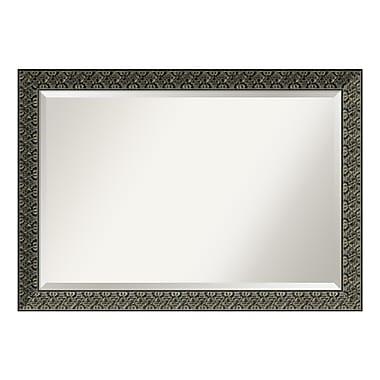 Amanti Art Bathroom Mirror Extra Large, Fits Standard 30