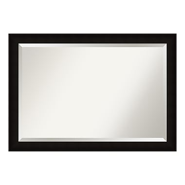 Amanti Art Bathroom Mirror Extra Large, Fits Standard 30