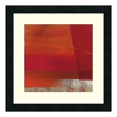 Amanti Art – Reproduction encadrée de « Cepheus » par Leo Burns, 18 x 18 po (DSW114119)