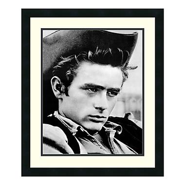 Amanti Art – Imprimé encadré « James Dean – Cowboy », 22 x 26 po (DSW177337)