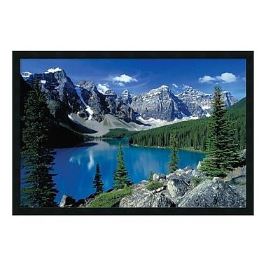 Amanti Art – Imprimé encadré « Lac Moraine, Banff », 38 x 26 po (DSW169875)