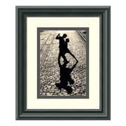 "Amanti Art Framed Art Print 'The Last Dance', 10"" x 12"" (DSW01142)"