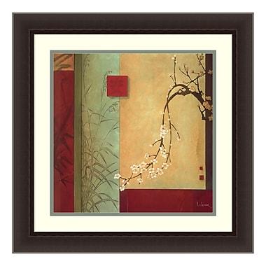 Amanti Art Framed Art Print 'Spring Chorus' by Don Li-Leger, 22