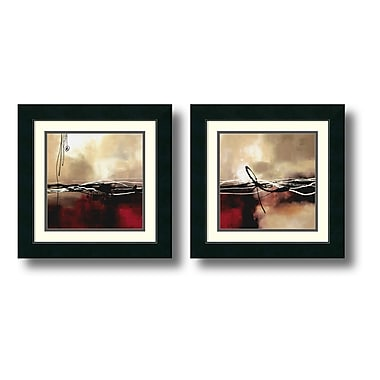 Amanti Art Framed Art Print 'Symphony' by Laurie Maitland, 18