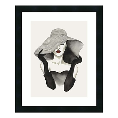 Amanti Art Framed Art Print 'In Vogue I' by Grace Popp, 18