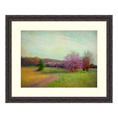 Amanti Art Framed Art Print 'Nature Is Divine' by Dawn D. Hanna, 33
