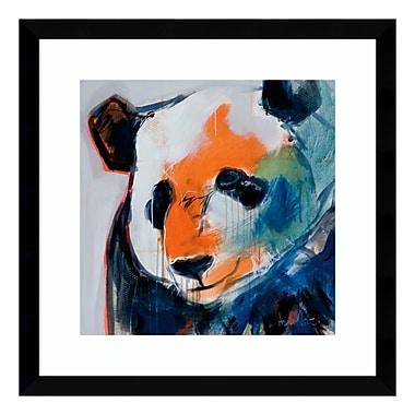 Amanti Art – Imprimé encadré Call Me Panda par Angela Maritz, 17 x 17 po (DSW3902617)