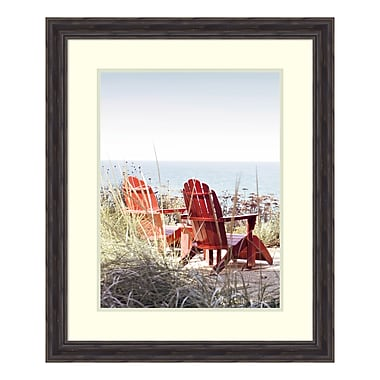 Amanti Art Framed Art Print 'Afternoon by the Lake II' by Brookview Studio, 25