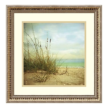 Amanti Art Framed Art Print 'A Place To Be' by Donna Geissler, 19