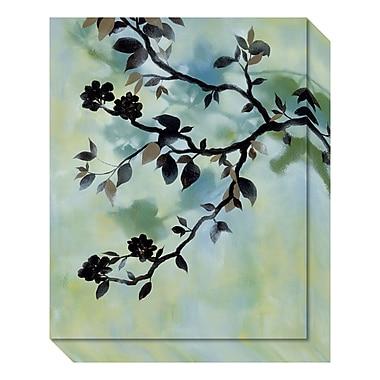 Amanti Art – Toile galerie par Irene Paschal, Ombres de soirée II, 16 x 20 po (DSW3904519)