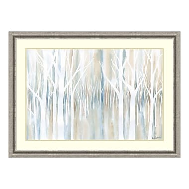 Amanti Art – Impression encadrée « Mystical Woods » par Debbie Banks, 45 x 33 po (DSW3910567)