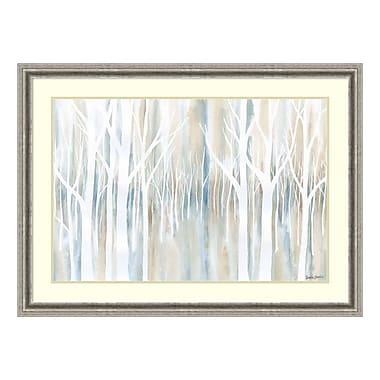 Amanti Art Framed Art Print 'Mystical Woods' by Debbie Banks, 45