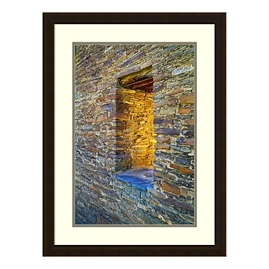 Amanti Art Framed Art Print 'Portal' by Andy Magee, 21