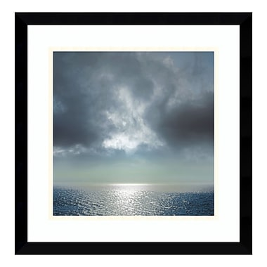 Amanti Art Framed Art Print 'If I Could Fly' by William Vanscoy, 17